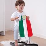 Childwood Houten schommel scooter Italie, Echte Italiaanse Vespa!