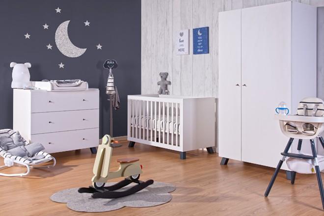 Schommel In Kinderkamer : Childwood houten schommel scooter cream online babywinkel de