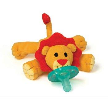 WubbaNub Speen met Speenknuffel Leeuw