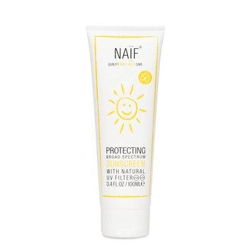 NAÏF Zonnecreme Factor 50 - 100% Biologisch