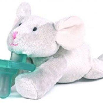 WubbaNub Speen met Speenknuffel Mouse