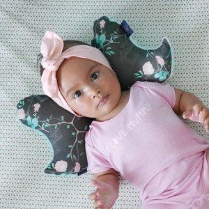 La Millou Angel's wings nekkussen Zoo/Teal