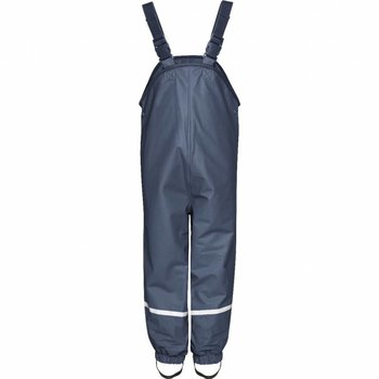 Playshoes Sneeuw broek / skibroek Blauw. fleece gevoerd