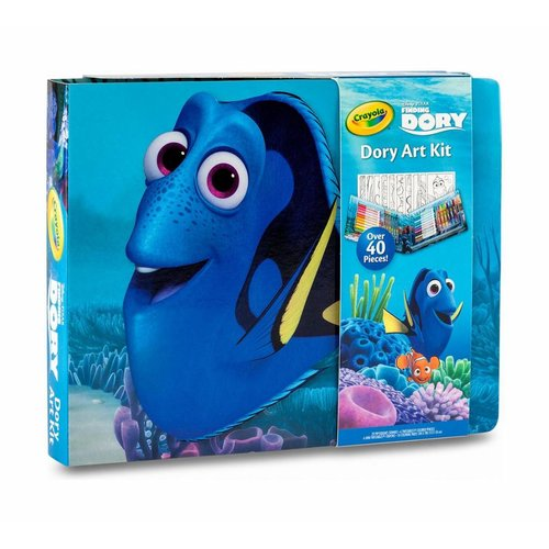 Crayola Finding Dory kleurkoffer
