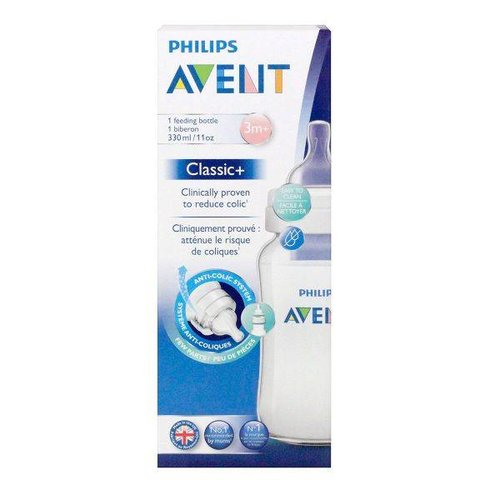 Avent Avent Fles - Classic+ 330ml