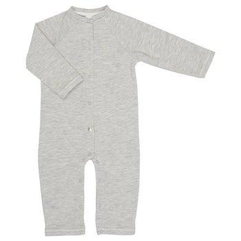 Koeka Babypakje pip (zonder voetjes) white grey