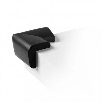 Jippies Hoekbeschermers (4 stuks) Foam zwart - groot