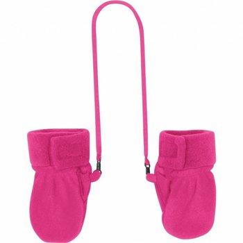 Playshoes Kinder wanten - handschoenen Fleece 0-6mnd