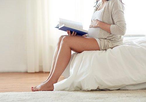 Over Zwangerschap en bevalling