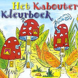 AMbDB Het Kabouter kleurboek