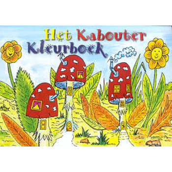 DB Het Kabouter kleurboek
