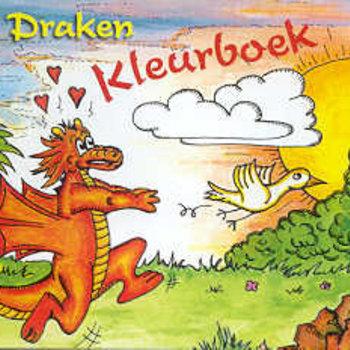 AMbDB Het Draken kleurboek
