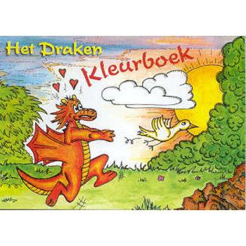 DB Het Draken kleurboek