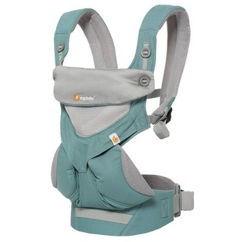 Ergobaby 4 positie draagzak 360° 360 Carrier Cool Air Icy Mint