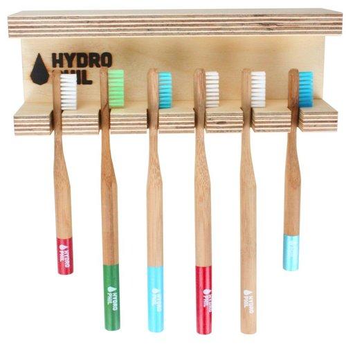 Bamboe Biologische Tandenborstel Blauw