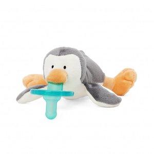 WubbaNub Speen met Speenknuffel Pinguin