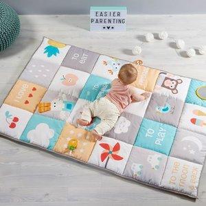 Taf Toys I love Big mat - Soft colours speelmat