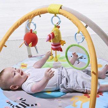Taf Toys Jungle pals Playgym - Speelmat met bogen