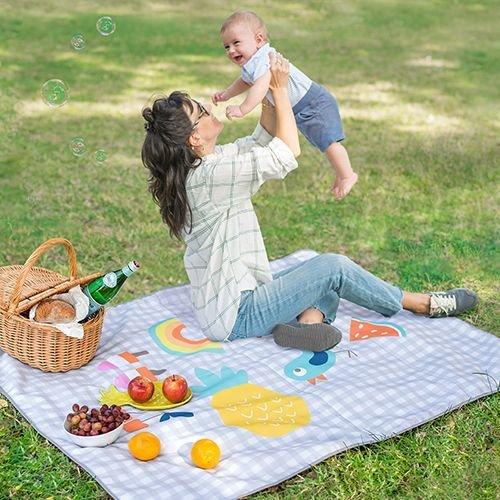 Taf Toys Outdoors Play Mat - Speelkleed voor buiten