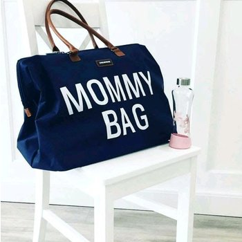 Childwood Mommy bag zeer grote verzorgingstas Marine Blauw