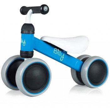 Billy by Baninni Pepino Balance Bike Blauw Loopfiets BLFK004