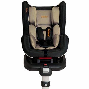 Baninni Impero - isofix. autostoel groep 0-1 - Zwart - Beige