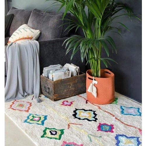 Lorena Canals Kaarol vloerkleed - 140 x 200 cm - Collectie morocco