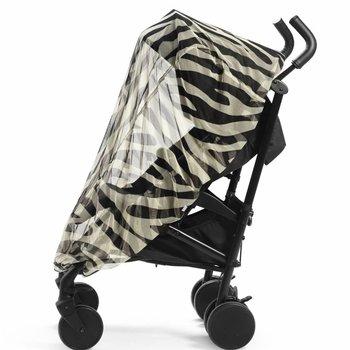 Elodie Details Muskietennet kinderwagen Zebra Sunshine - muggennet