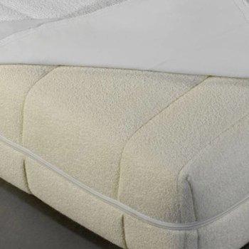 ABZ Waterdichte, absorberende matrasbeschermer - Wieg/Kinderwagen