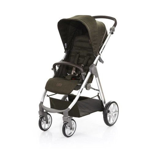 ABC design Mint Wandelwagen - travelsysteem - Leaf