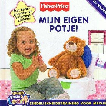 Fisher Price Mijn Eigen Potje zindelijkheidstraining voor Meisjes