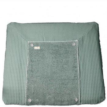 Koeka Aankleedkussen Hoes voor waskussen - groen