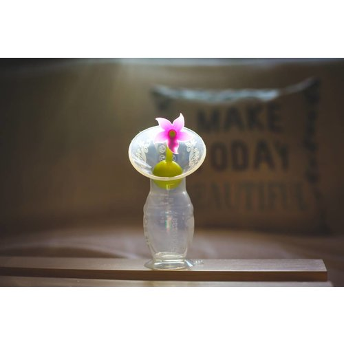 HaaKaa Bloem - stop voor Haakaa borstkolf
