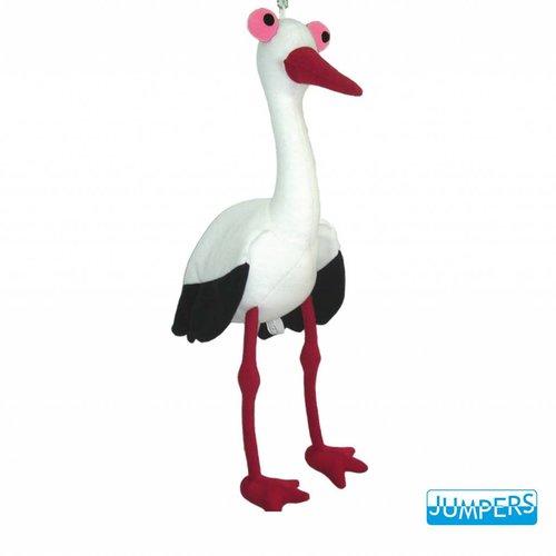 Wiebeldier Jumper Ooievaar Stork