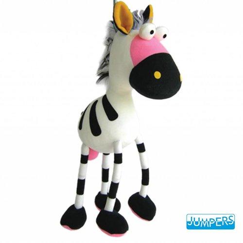 Wiebeldier Jumper Zebra