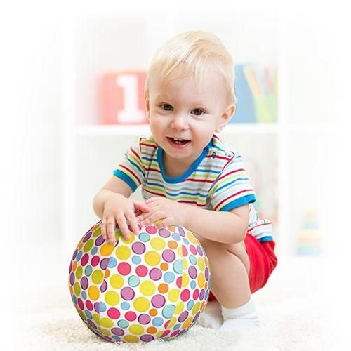 BubaBloon Ballon Cover met 3 ballons - Print Multi
