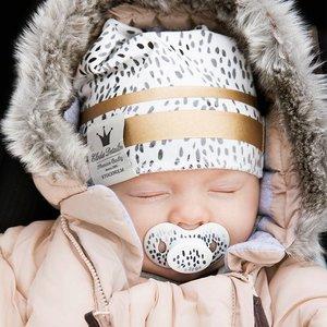 Elodie Details Winter Beanie - Winter Mutsje - Gilded dots of fauna