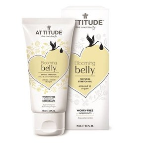 Attitude Anti-Striae Bio-Oil Blooming Belly - 100% Biologisch