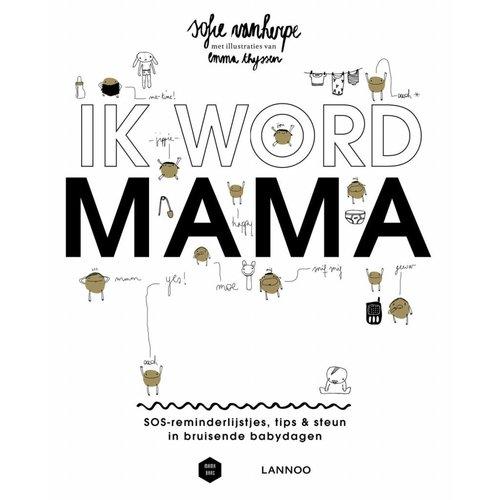 Ik word Mama - Cadeauboek