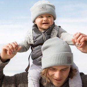 Elodie Details Wollen Winter Mutsje - Wool Cap Mineral Green