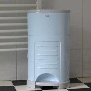 Korbell Geurloze pedaal-Luieremmer 16L - Blue