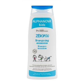 Alphanova Kids Bio Zeropou - Anti-luizen shampoo