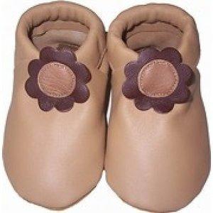 MENU Baby shoes Slofje Bloem in alle kleuren