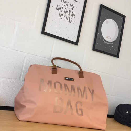 Childwood Verzorgingstas Mommy Bag Big Pink