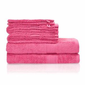Funnies Handdoeken set - zware kwaliteit - Flamingo