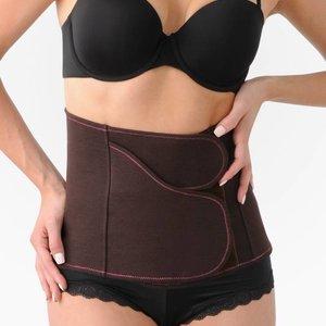 Belly Bandit BFF Belly Wrap Sluitlaken -  Bruin