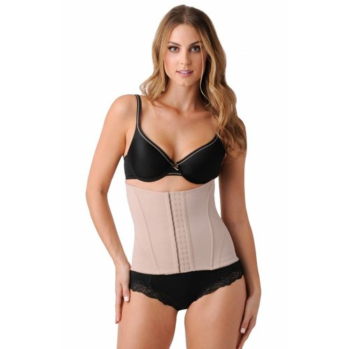 Belly Bandit Mother Tucker Corset Sluitlaken -  Nude