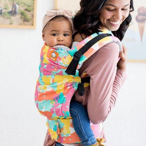 TULA Babycarrier Tula Free-to-Grow Paint Palette Draagzak