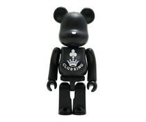 Secret (Club King) 0.52% - Be@rbrick series 18