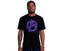 Anarchy Men's Tee by Kidrobot